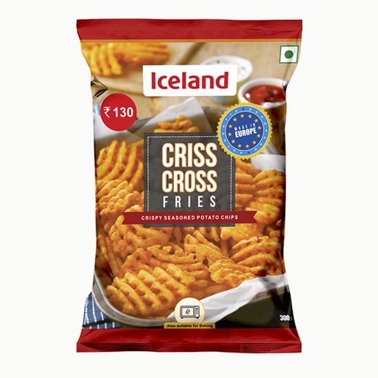 Criss Cross Fries